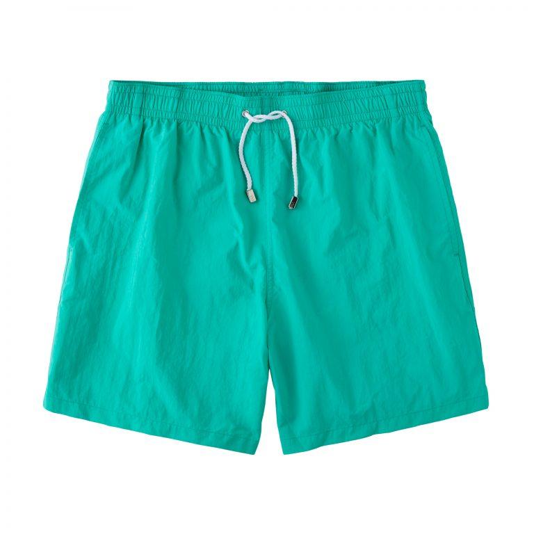 Classic Solid Swimtrunks - Mint